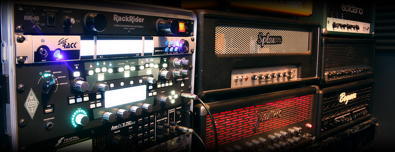 Sound Lair guitar amplifiers