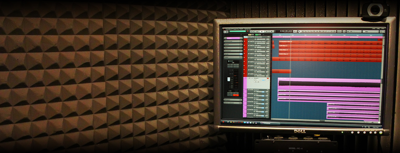 Sound Lair vocal station